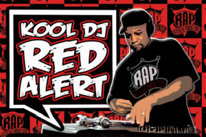 "Kool DJ Red Alert is a living legend, a founding father of hip hop. Red was Shaquille O'Neal's favorite DJ as a kid and having the Koolest Legend, Kool DJ Red Alert spinnin' on Shaq Fu Radio is a ""dream come true"" ~ Shaq"