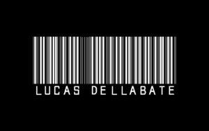 Lucas Dellabate Bar Code Logo