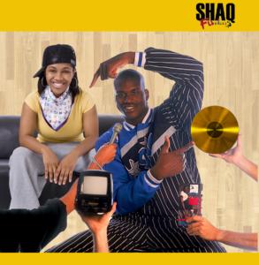 DJ Peazy B on Shaq-Fu-Radio