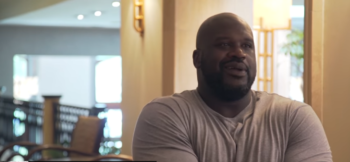 Shaquille O'Neal for The Bureau of Educational and Cultural Affairs