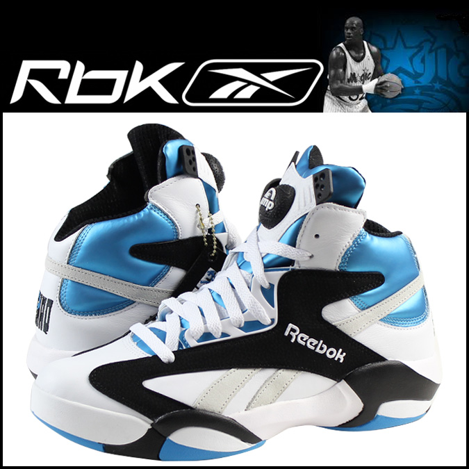 Shop the Shaq Attaq available now at Reebok.com!