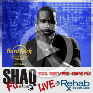 Shaq Fu Radio Pool Party Pre Game Mix